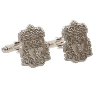 Liverpool FC Nickel Plated Cufflinks CR