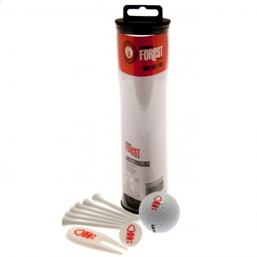 Nottingham Forest FC Golf Gift Tube