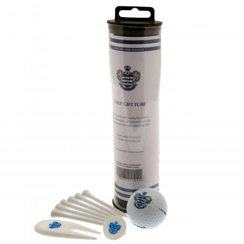 Queens Park Rangers FC Golf Gift Tube