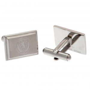 Scotland FA Stainless Steel Cufflinks