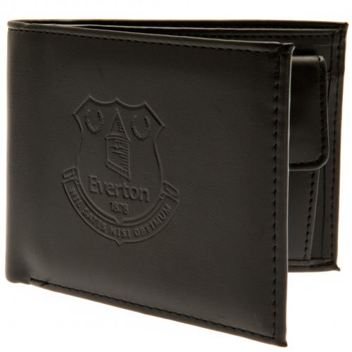 Everton FC Debossed Wallet