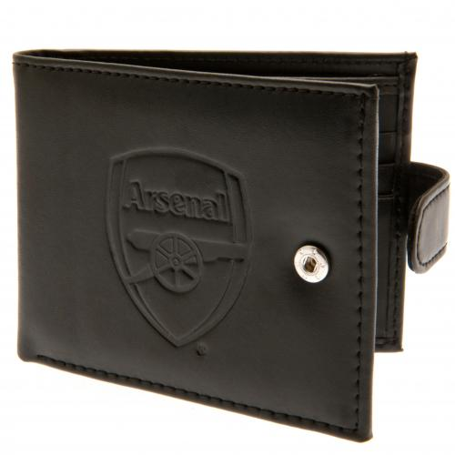 Arsenal FC rfid Anti Fraud Wallet