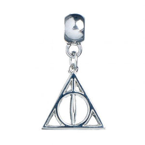 Harry Potter Bracelet Charm Deathly Hallows