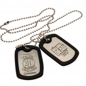 The Walking Dead Dog Tags