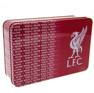 Liverpool FC Supporters Tin TX