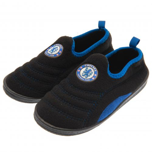 Chelsea FC Boot Slippers 5/6