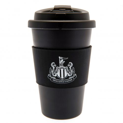Newcastle United FC Silicone Grip Travel Mug