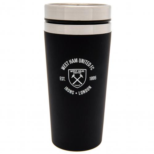 West Ham United FC Executive Travel Mug