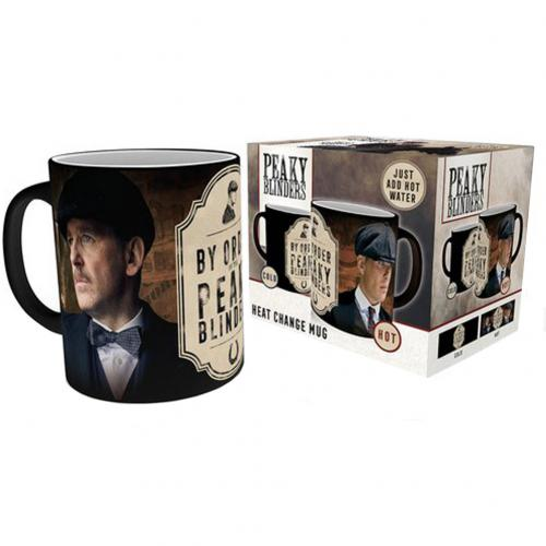 Peaky Blinders Heat Changing Mug