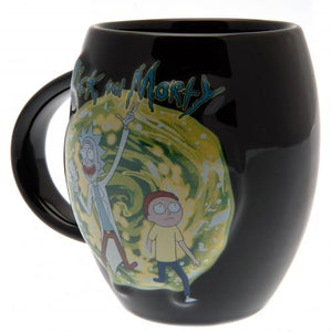 Rick And Morty Tea Tub Mug