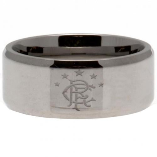 Rangers FC Band Ring Large