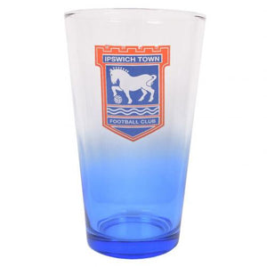 Ipswich Town FC Large Glass