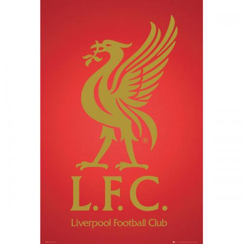 Liverpool FC Poster Crest 43