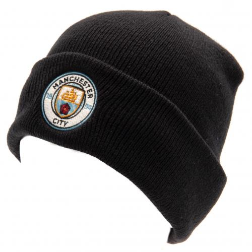 Manchester City FC Knitted Hat TU NV