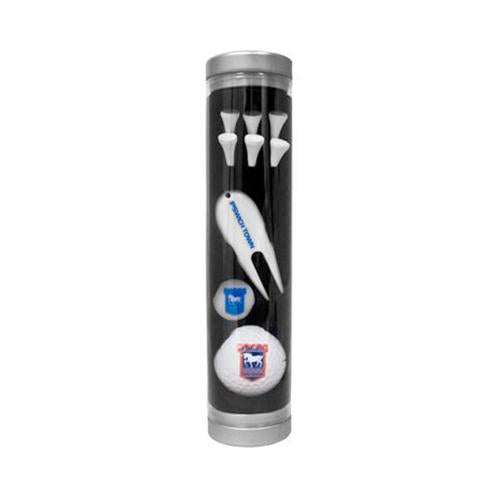Ipswich Town FC Golf Gift Tube