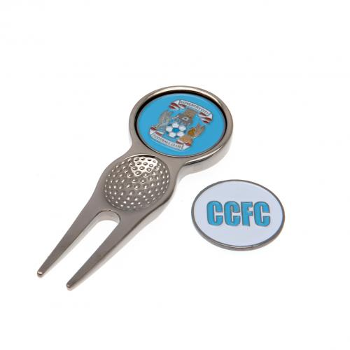 Coventry City FC Divot Tool & Marker