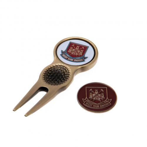 West Ham United F.C. Divot Tool & Marker CT