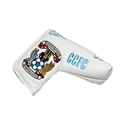 Coventry City FC Blade Puttercover & Marker