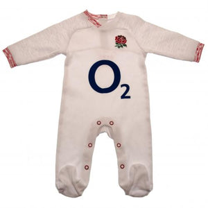 England R.F.U. Sleepsuit 6/9 mths PS