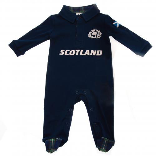 Scotland RU Sleepsuit 9/12 mths PL