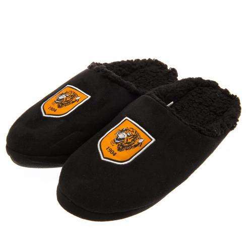 Hull City FC Mens Mules 7/8