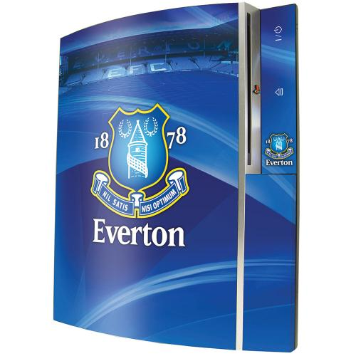 Everton FC PS3 Console Skin