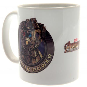 Avengers Infinity War Mug Power