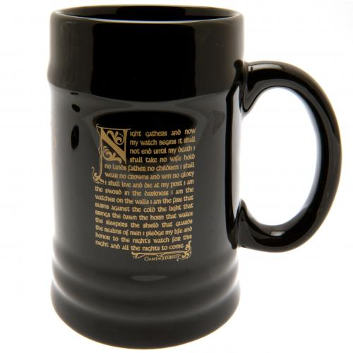 Game Of Thrones Stein Mug Nights Watch