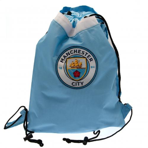 Manchester City FC Drawstring Backpack