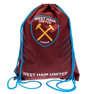 West Ham United F.C. Gym Bag SP