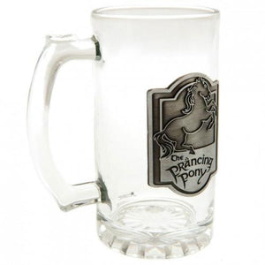 The Lord Of The Rings Glass Tankard