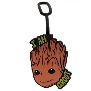 Guardians Of The Galaxy Luggage Tag Groot