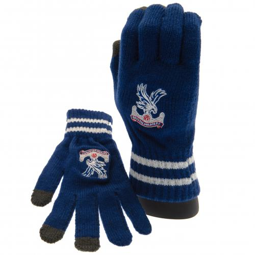 Crystal Palace FC Knitted Gloves Adult