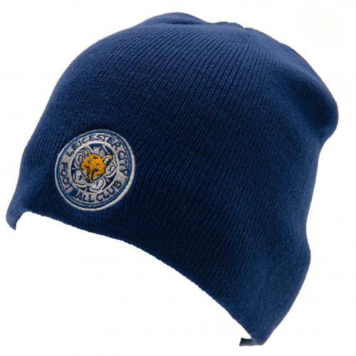 Leicester City FC Knitted Hat