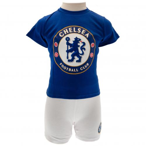 Chelsea FC T Shirt & Short Set 6/9 mths