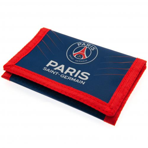 Paris Saint Germain FC Nylon Wallet SP