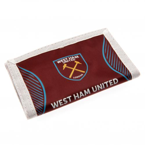 West Ham United FC Nylon Wallet SV