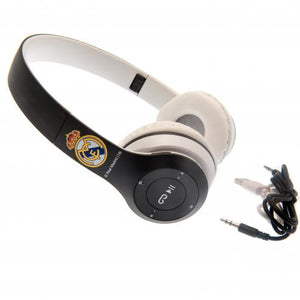 Real Madrid FC Wireless Headphones