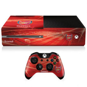 Arsenal FC Xbox One Skin Bundle