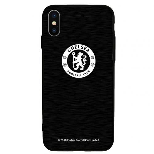Chelsea FC iPhone X Aluminium Case
