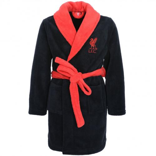 Liverpool FC Boys Dressing Gown 3-5 yrs