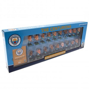 Manchester City FC SoccerStarz Premier League Winners Team Pack