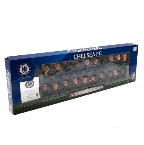Chelsea FC SoccerStarz Premier League Winners Team Pack
