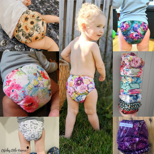 What's in a CLB Nappy?