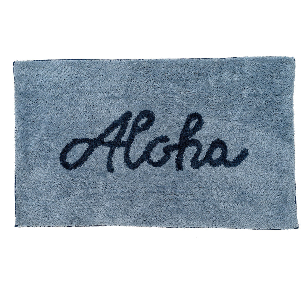 Tappeto Bagno Rodi 50X80 Aloha Light Blue - Amo La Casa Shop