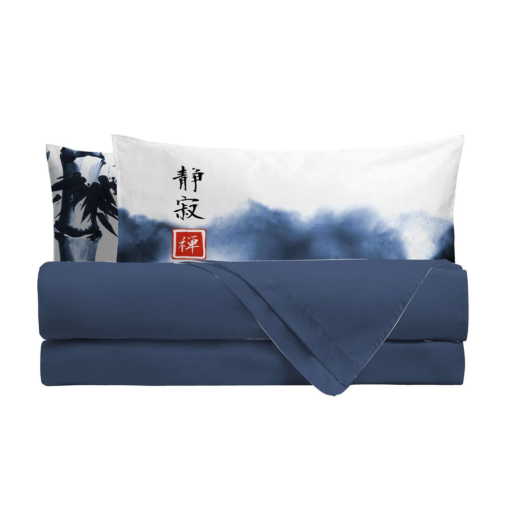 Completo Letto Digitale Singolo Sakura Shadow - Amo La Casa Shop