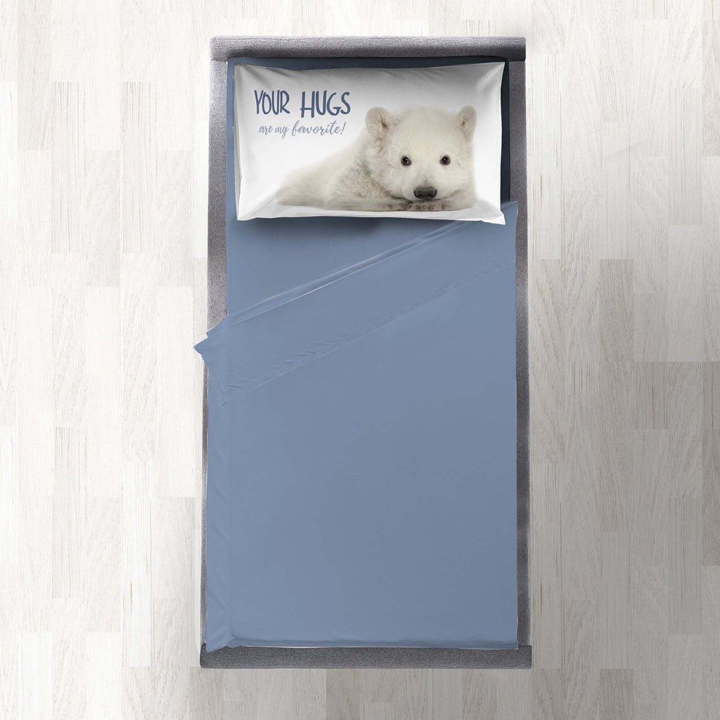 Completo Letto Digitale Singolo Polar Bear - Amo La Casa Shop