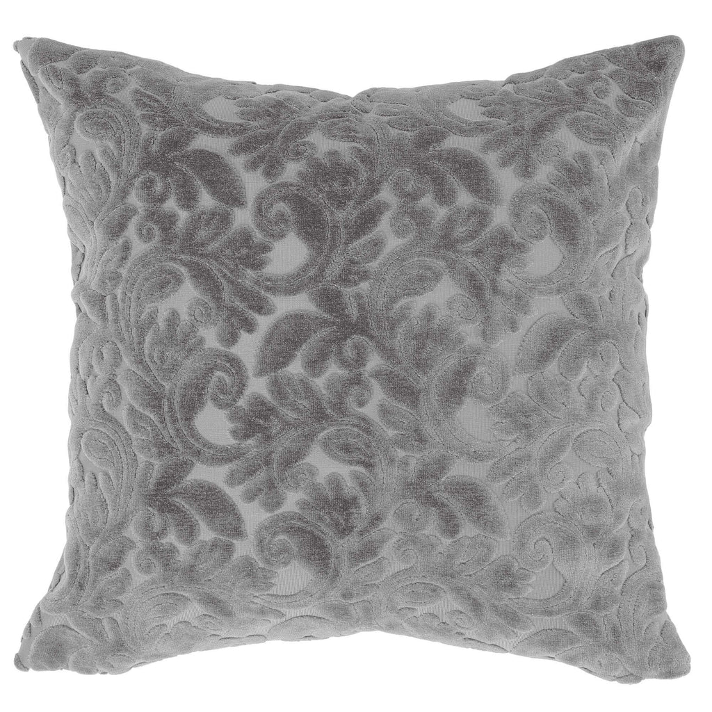 Cuscino 40X40 Arabesque Grigio - Amo La Casa Shop