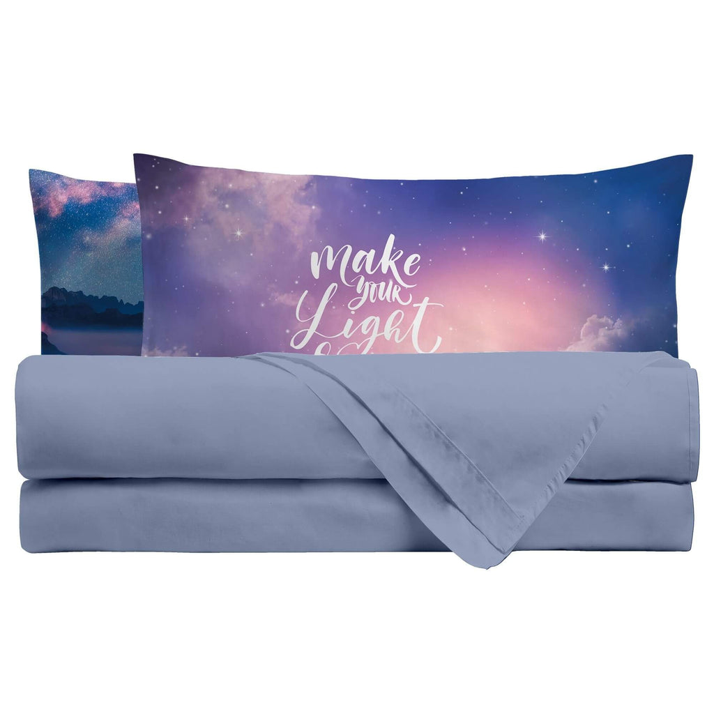 Completo Letto Digitale Piazza E Mezza Milky Way - Amo La Casa Shop