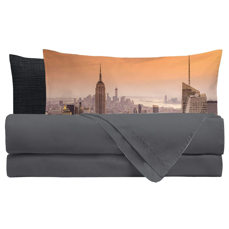 Completo Letto Digitale Matrimoniale NYC - Amo La Casa Shop